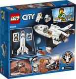 LEGO City Ruimtevaart Mars Onderzoeksshuttle - 60226_