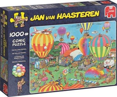 Jumbo Jan van Haasteren Het Ballon Festival - Puzzel 1000 stukjes