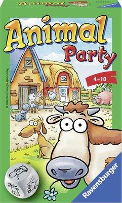 Ravensburger Animal Party pocketspel