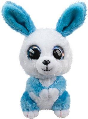 Lumo Stars knuffel konijn Ice 15 cm