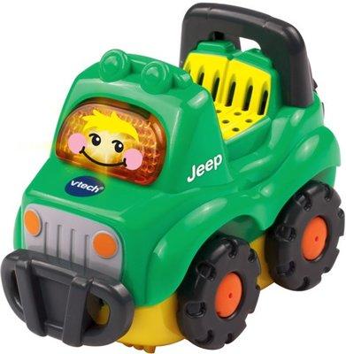 VTech Toet Toet Auto's - Jimmy Jeep