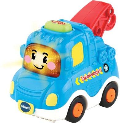 VTech Toet Toet Auto's - Tygo Takelwagen
