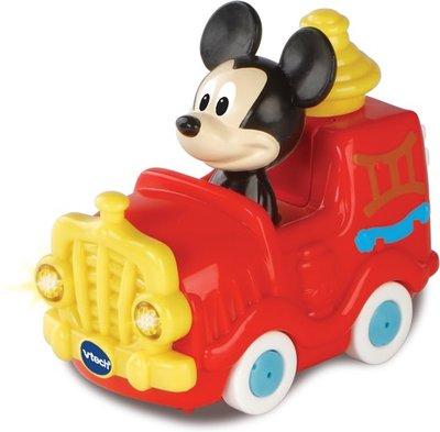 VTech Toet Toet Auto's Disney Edition - Mickey Brandweerwagen
