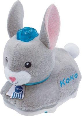 VTech Zoef Zoef Dieren Pluche Koko Konijn - Speelfiguren