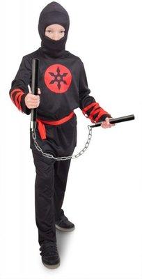 Ninja Warrior Pakje Jongens Maat 140/158