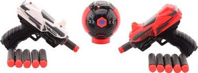 Tack Pro Pocket DUO Blaster 11cm Met Target Ball (14darts incl)