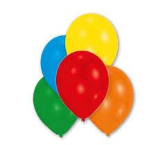 50 ballonnen assorti