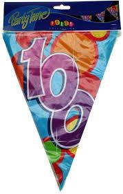 Vlaggenlijn 100 jaar - 10 meter