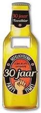 Magnetische Bieropener - 30 jaar
