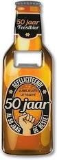 Magnetische Bieropener - 50 jaar