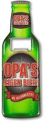 Magnetische Bieropener - Opa