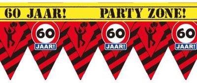 Party Tape - 60 Jaar