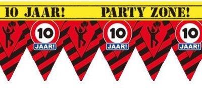 Party Tape - 10 Jaar