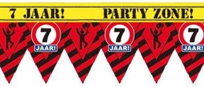 Party Tape - 7 jaar