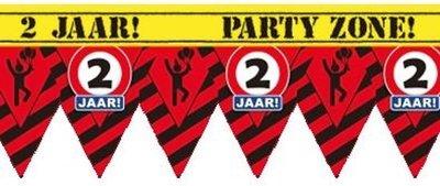 Party Tape - 2 Jaar