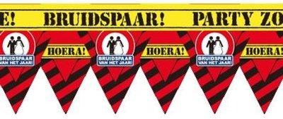 Party Tape - Bruidspaar