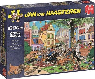 Jan van Haasteren - Vang die Kat! 1000 stukjes