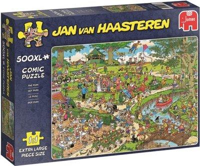 Jan van Haasteren Het Park Puzzel 500XL Stukjes