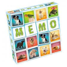 Huisdieren Memo - spellen