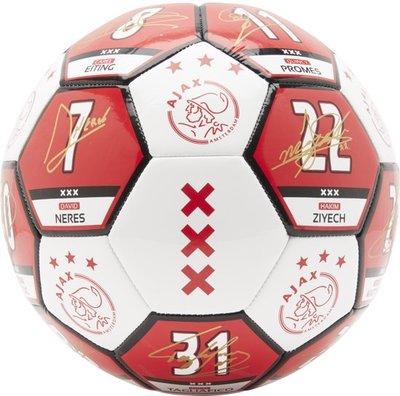 Ajax-bal handtekening 2019-2020