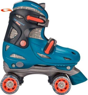 Nijdam Junior Rolschaatsen Junior Verstelbaar - maat 27-30