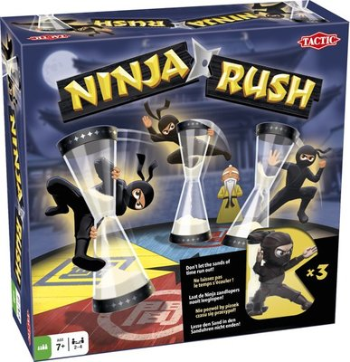 Ninja Rush - actiespel