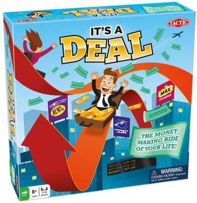 It's a Deal - gezelschapsspel