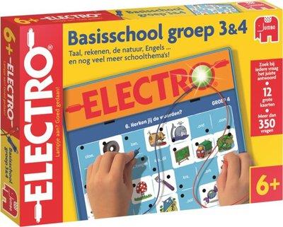 Electro Basisschool groep 3&4 - spel