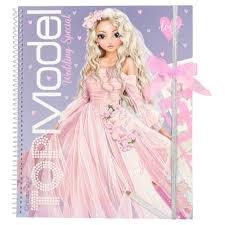 TOPModel Create your Wedding Special kleurboek