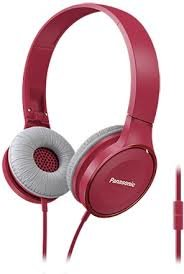 Panasonic Headset HF100ME-P roze