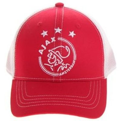Ajax pet senior wit/rood/wit logo