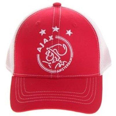 Ajax pet senior wit/rood/wit logo