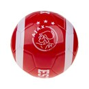 Ajax bal in rood wit met oprichtingsjaar 1900
