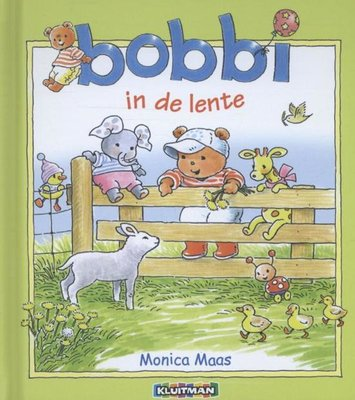 Bobbi 15 - Bobbi in de lente