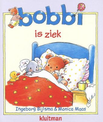 Bobbi 8 - Bobbi is ziek