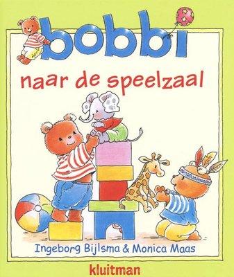 Bobbi 4 - Bobbi naar de speelzaal