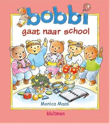 Bobbi 22 - Bobbi gaat naar school
