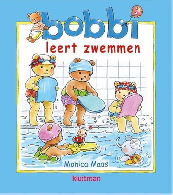 Bobbi 23 - Bobbi leert zwemmen