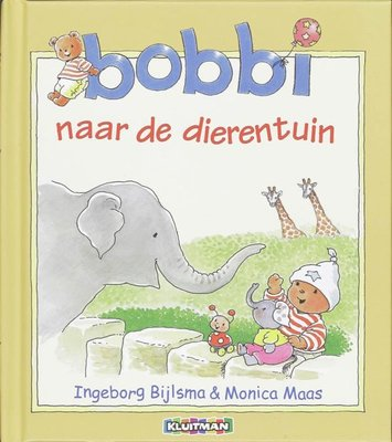 Bobbi 12 - Bobbi naar de dierentuin