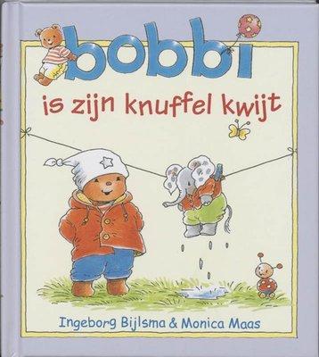 Bobbi 3 - Bobbi is zijn knuffel kwijt
