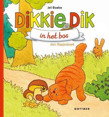 Dikkie Dik - Dikkie Dik in het bos