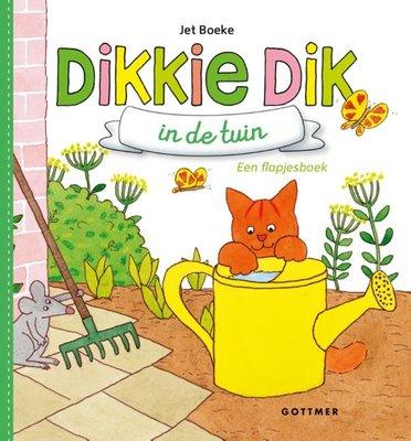 Dikkie Dik - Dikkie Dik in de tuin