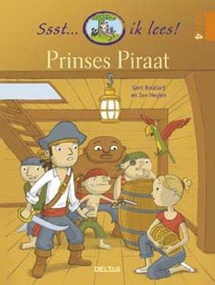 Ssst... Ik Lees! - Prinses piraat
