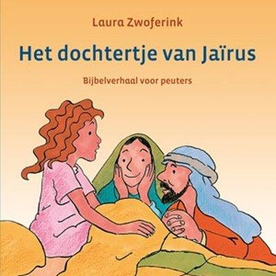 Het dochtertje van Jaïrus - kartonboekje