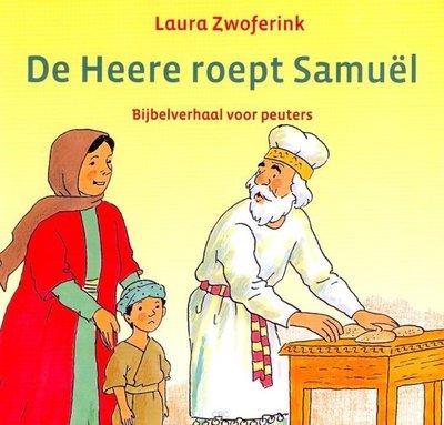 De Heere roept Samuël - kartonboekje