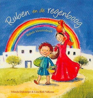 Ruben en de regenboog - Dijkmeijer