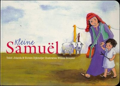 Kleine Samuel - kartonboek