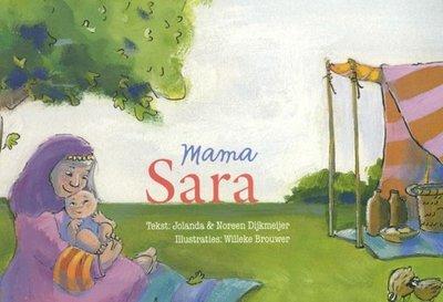 Mama Sara - kartonboek