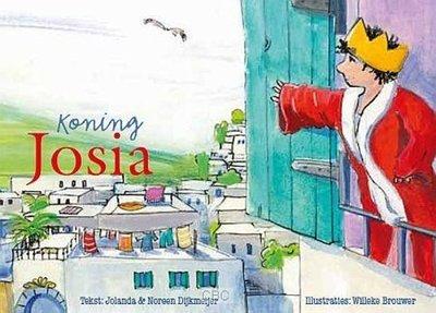 Koning Josia - kartonboek