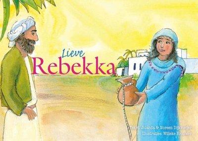 Lieve Rebekka - kartonboek